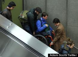 Trudeau's Viral Photo Is Reminder Accessibility Is Still A Problem
