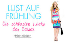 Frühlings-Looks | Bild: Amazon