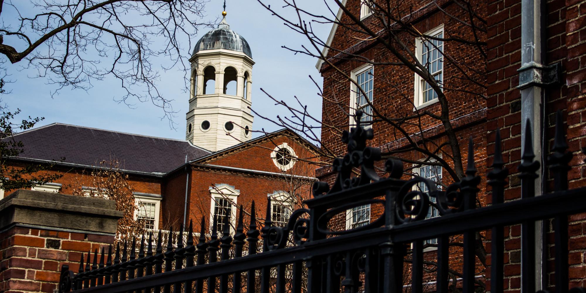 Harvard Accused Of Retaliating Against Professor Who