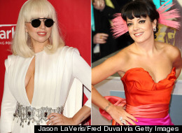 Lady Gaga Praises 'Sweet' Lily Allen