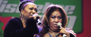 Aretha Franklin Patti Labelle