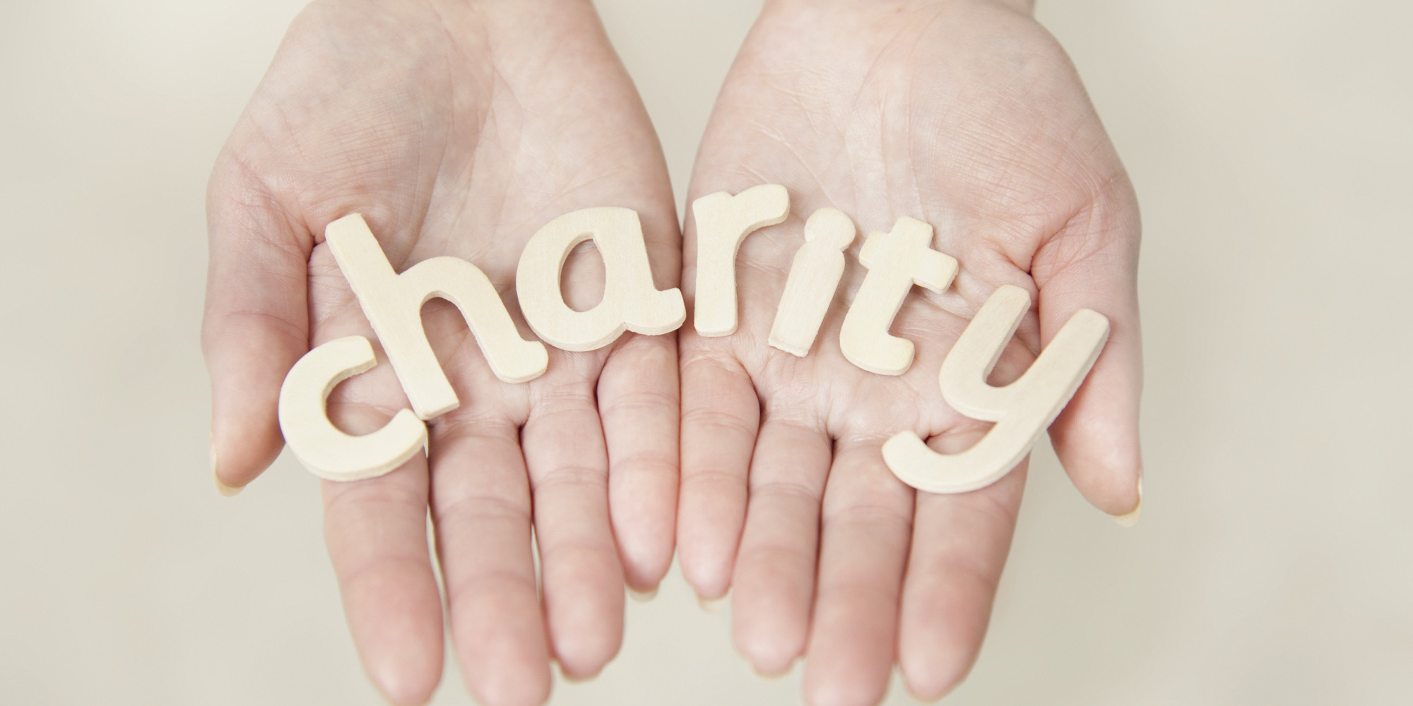 How to raise money for charity?