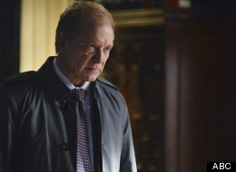 'Scandal's' Cyrus Speaks