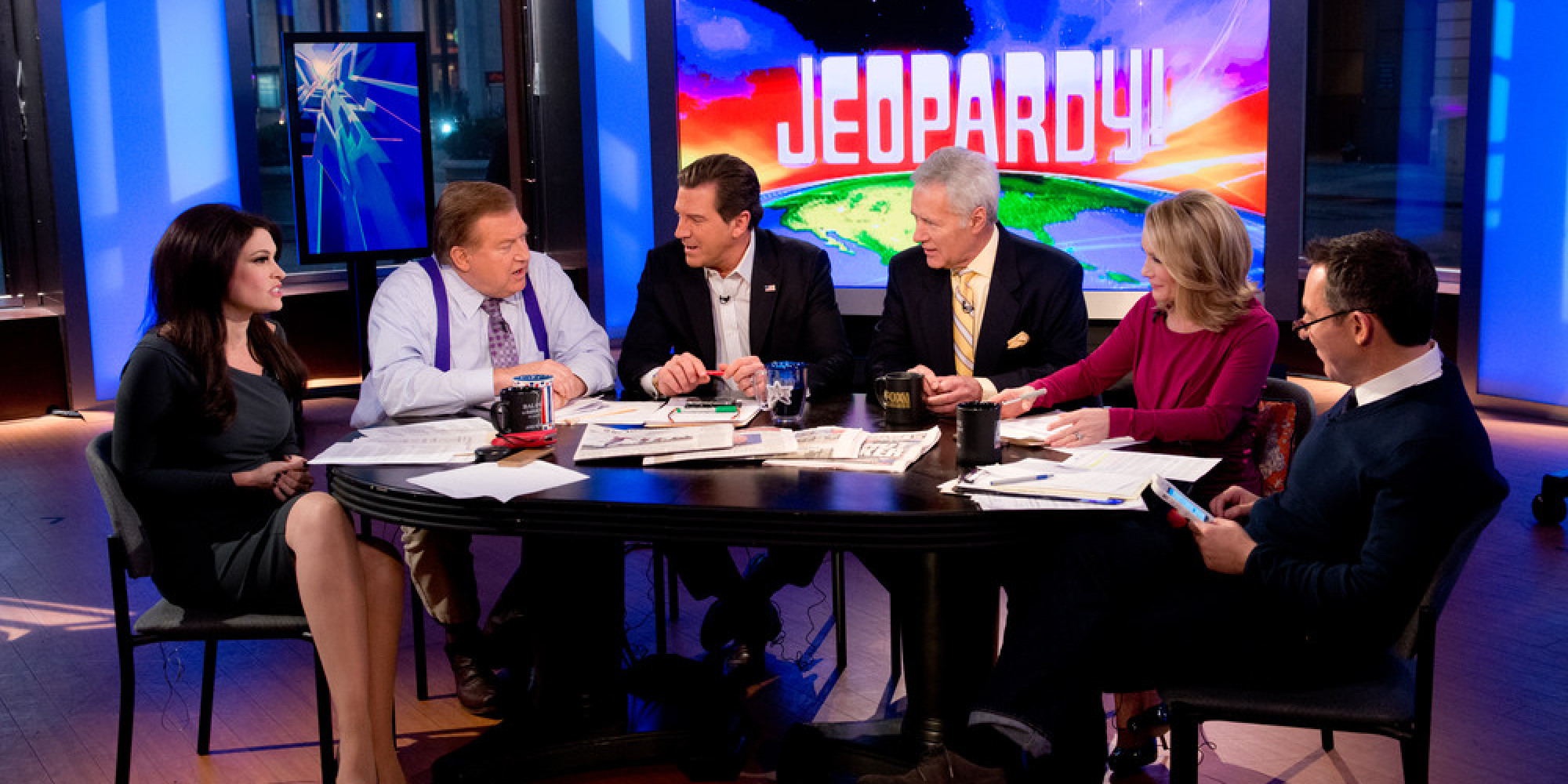 Fox News Launches New Daytime Show