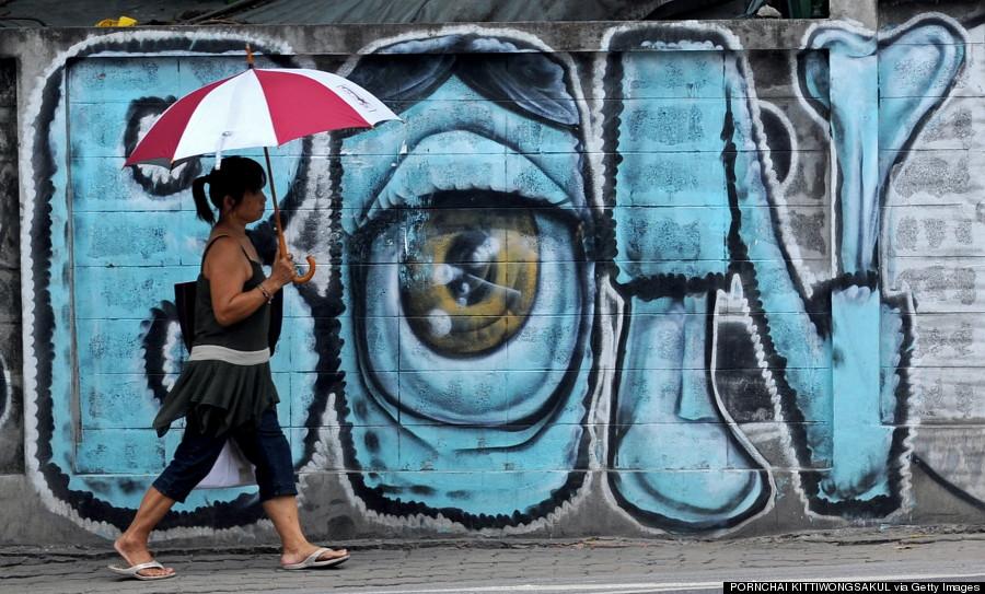 thailand street art