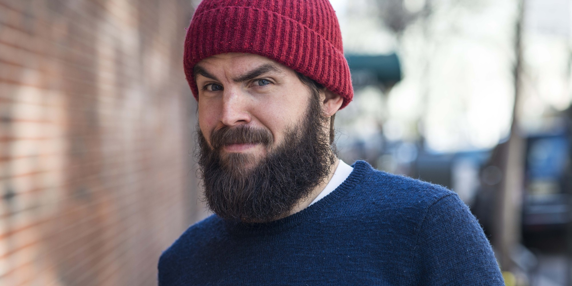 new beard study suggests hipsters should think twice about weird facial hair huffpost. Black Bedroom Furniture Sets. Home Design Ideas