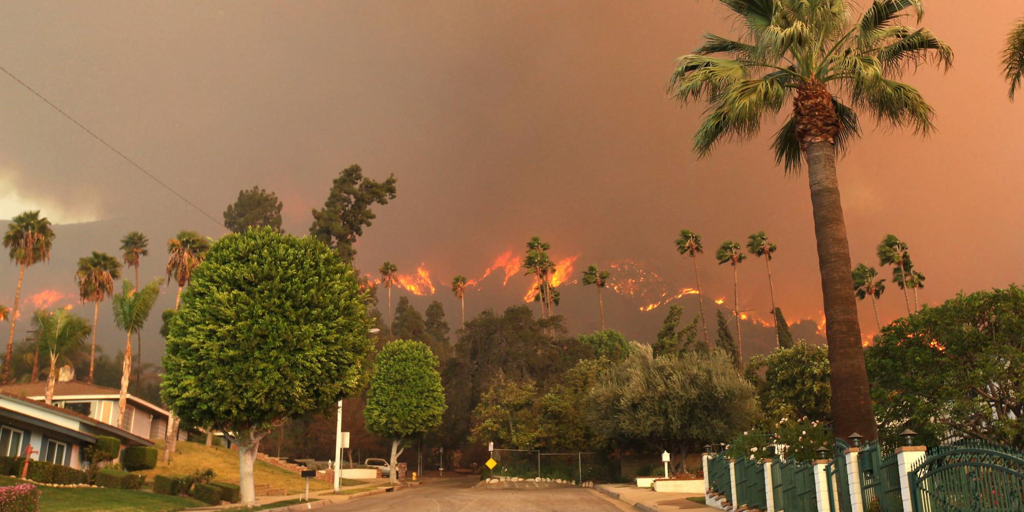 gay california wildfires