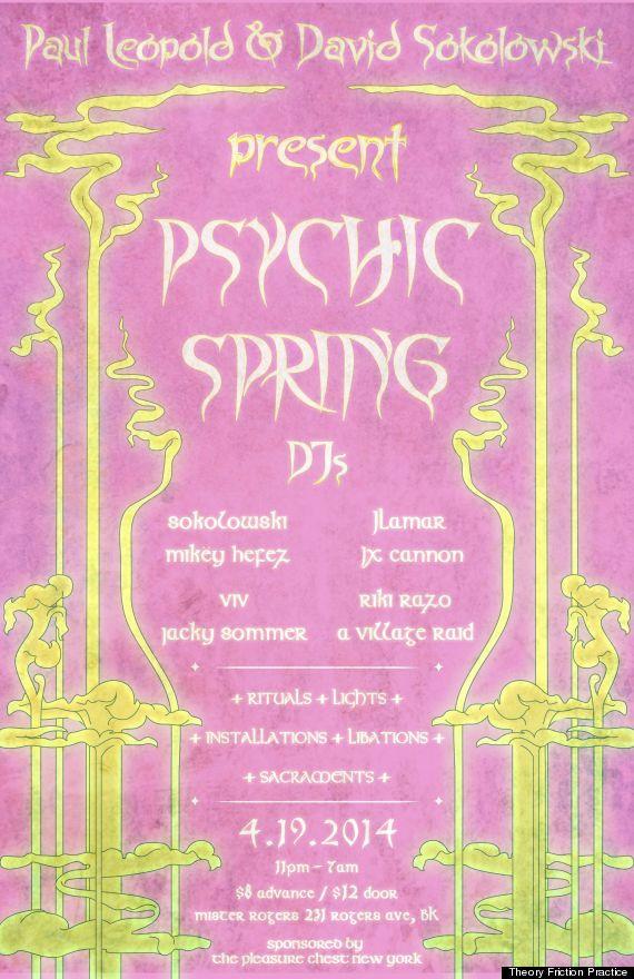 psychic spring