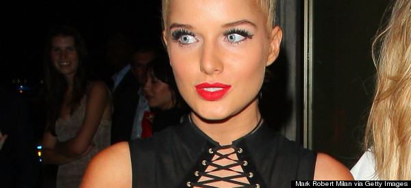 Helen Flanagan: 'My Bum Is Non-Existent'