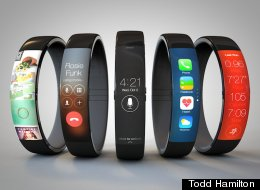 The iWatch Will Have Curved Screen Made By LG