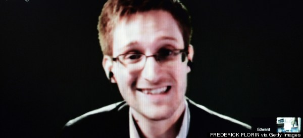 Edward Snowden Asked Putin About Surveillance