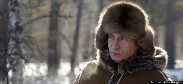 Vladimir Putin Says Alaska Is Too Cold To Annex