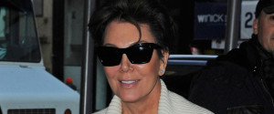 Kris Jenner Hospitalized