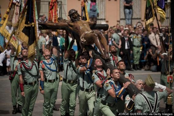 spanish legion