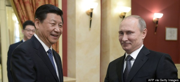The Winner of the U.S.-Russia Conflict in Ukraine: China