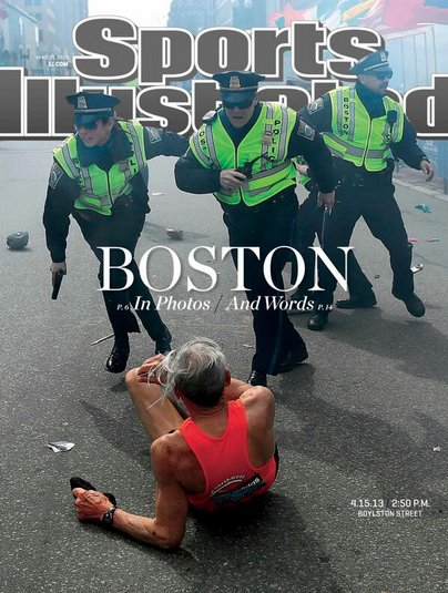 sports illustrated boston marathon