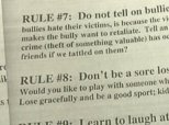 Principal Apologizes For Flier Telling Students NOT To Tattle On Bullies