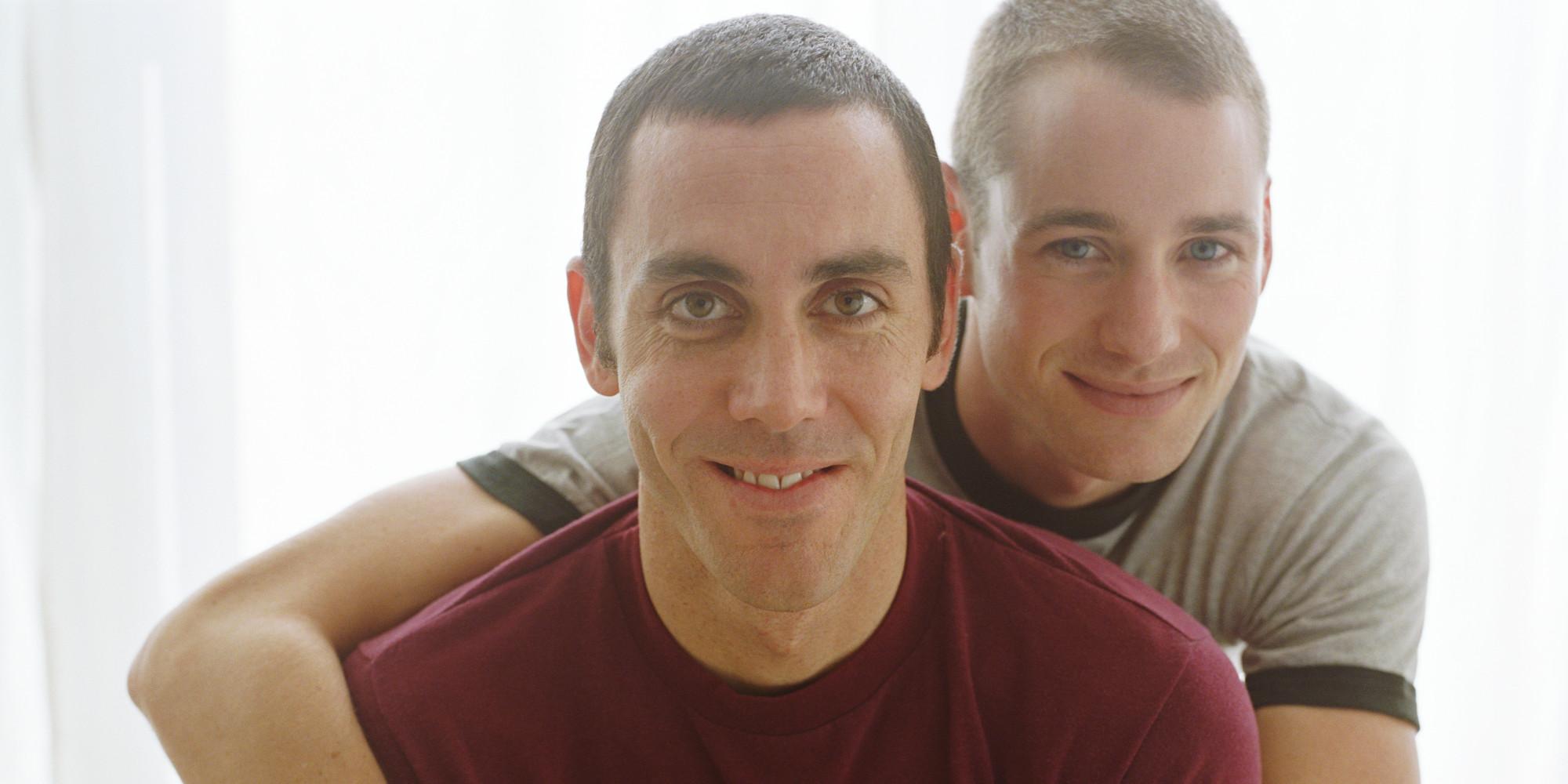 gay trimmed gay friend