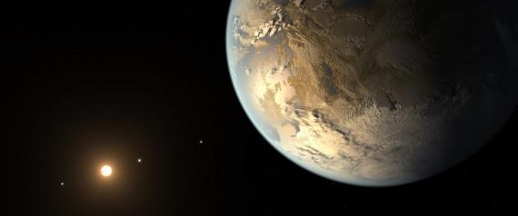 exoplanète terre