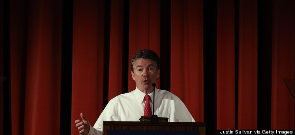Rand Paul Sounds Presidential in <i>The Washington Post</i>
