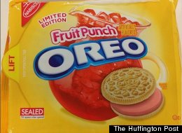 We Tasted The New Fruit Punch Oreos, So You Don't Have To