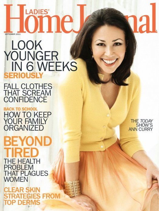 Image result for magazine cover about looking younger
