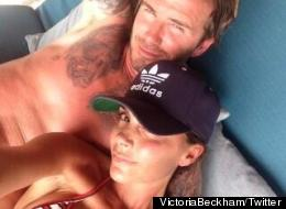 Is That Victoria Beckham's Best 40th Birthday Present Ever?