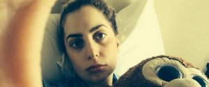 Lady Gaga Wisdom Teeth