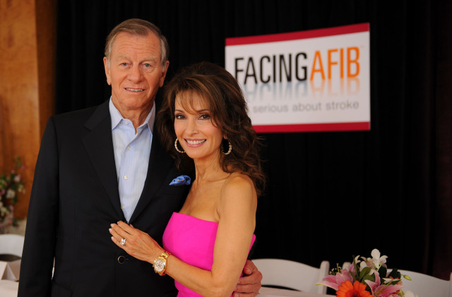 Susan Lucci and husband
