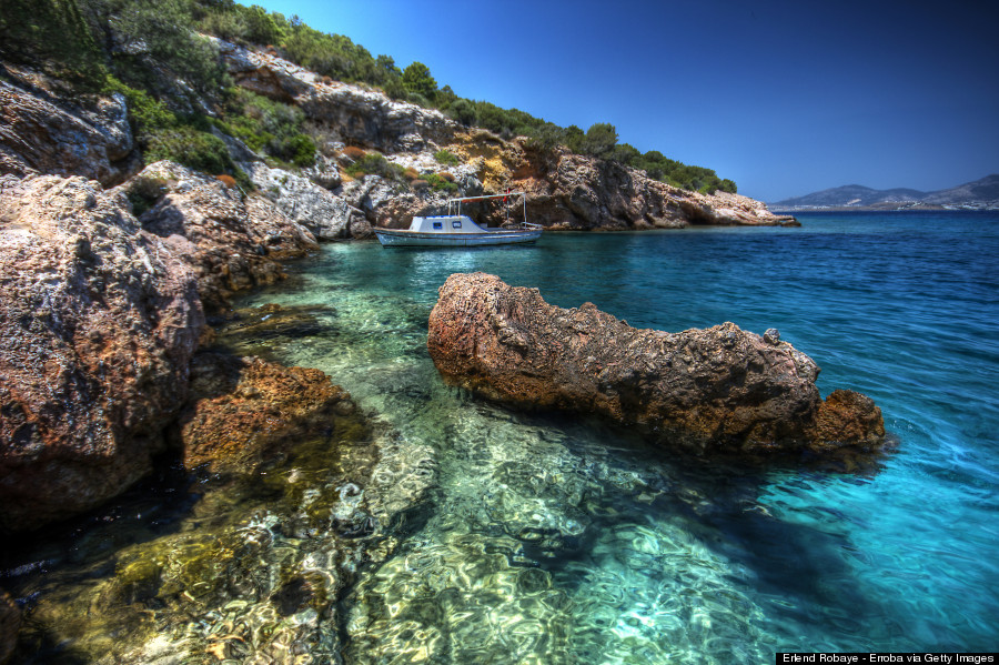 27 Of The Best Places In The World To Swim | The Huffington Post