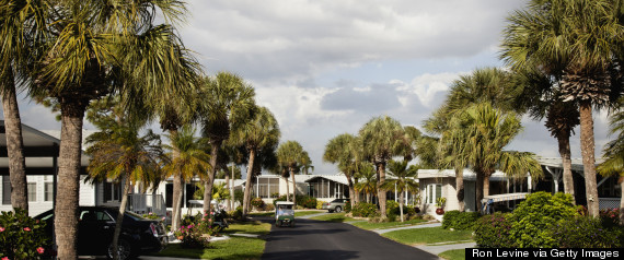 florida retirement village