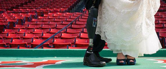BOSTON STRONG WEDDING