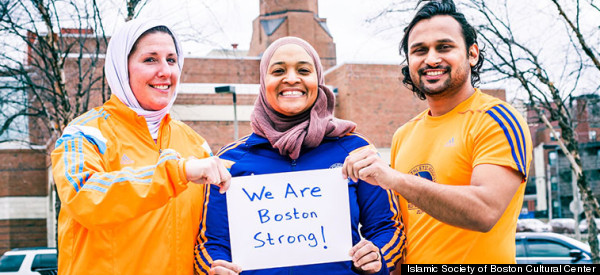 Boston Marathon's Muslim Runners To Shatter Stereotypes