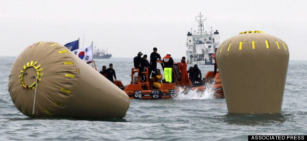 South Korean Ferry Captain Arrested