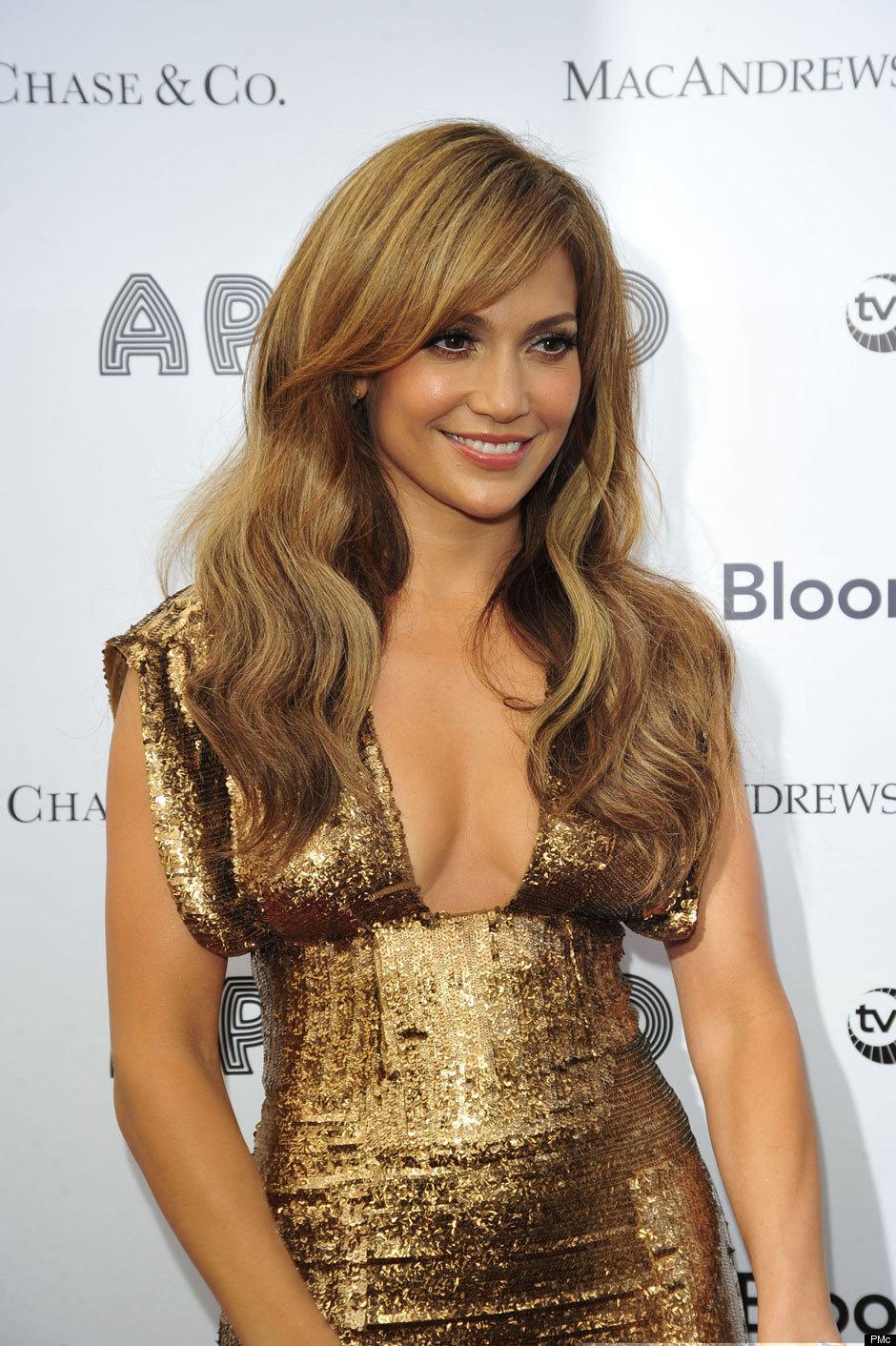 Jennifer Lopez At The Apollo Good As Gold Photos Poll Huffpost