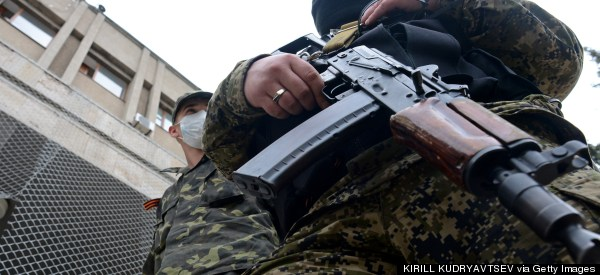 Shootout In Eastern Ukraine Leaves 3 Dead