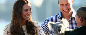 Kate Middleton Koala