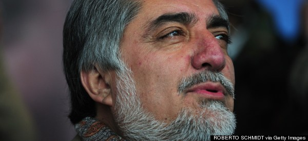 Is This Afghanistan's Next President?