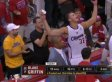 Blake Griffin Dumped Water All Over Warriors Fan After Fouling Out (VIDEO)