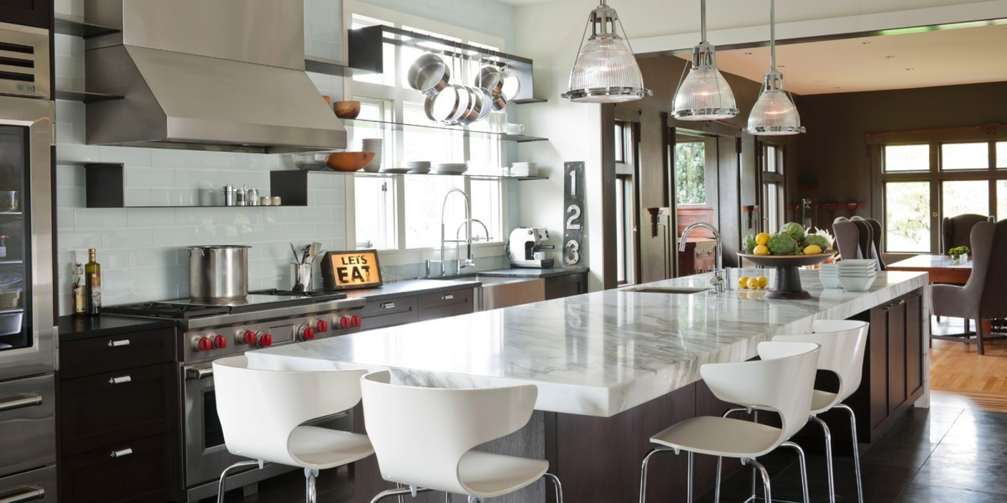 these 14 incredible kitchens are what dreams are made of photos