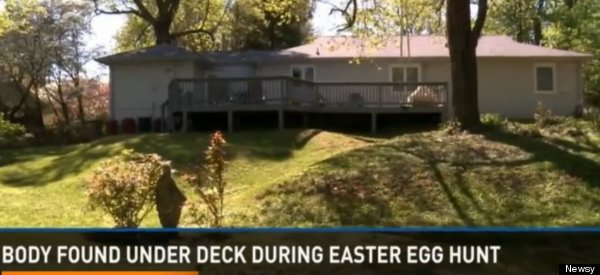 Mother Organises Easter Egg Hunt, Finds Body Instead