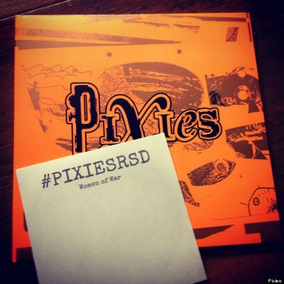 pixies women of war
