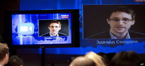 REPORT: Snowden Regrets Putin Q&A