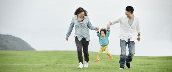 JAPAN BABY PARENTS