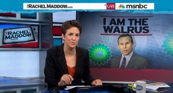 Maddow Bp