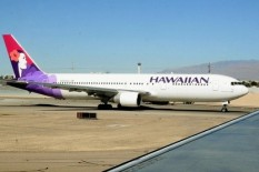 Hawaiian Airlines jet | Pic: Getty