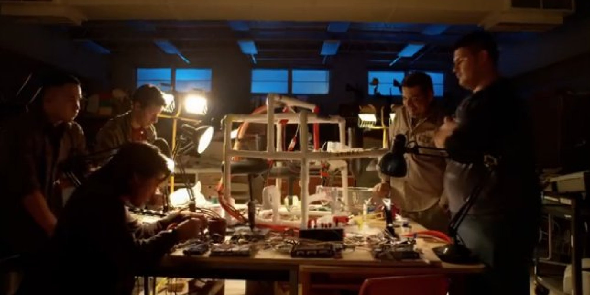 'La Vida Robot' To Show True Story Of How Four Undocumented Students Beat The Odds (VIDEO)