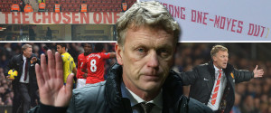 Moyes Sacked