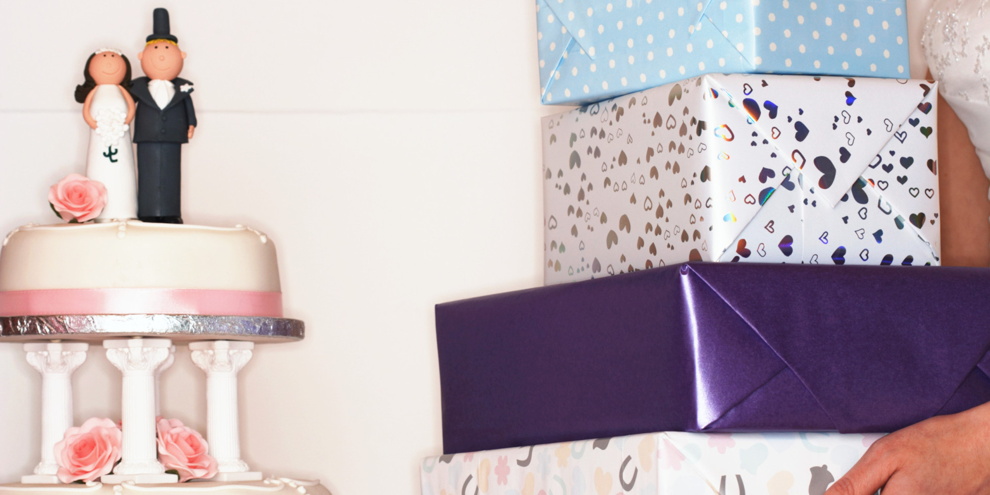 Yes, You Can Open Your Wedding Gifts Before The Big Day HuffPost
