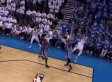 Kevin Durant's Miracle Four-Point Play Is Improbable, Unforgettable And Pure NBA Playoffs (VIDEO)